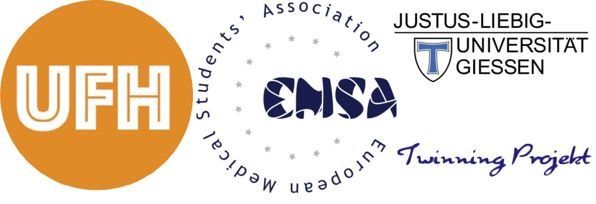 Logos der Beteiligten Organisationen.